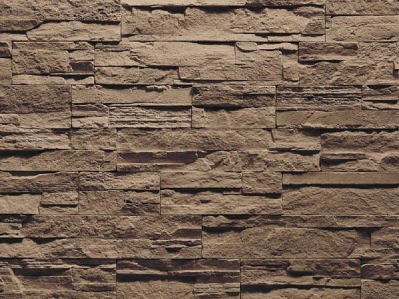Revestimiento de fachada piedra artificial montana light for Revestimiento pared piedra artificial