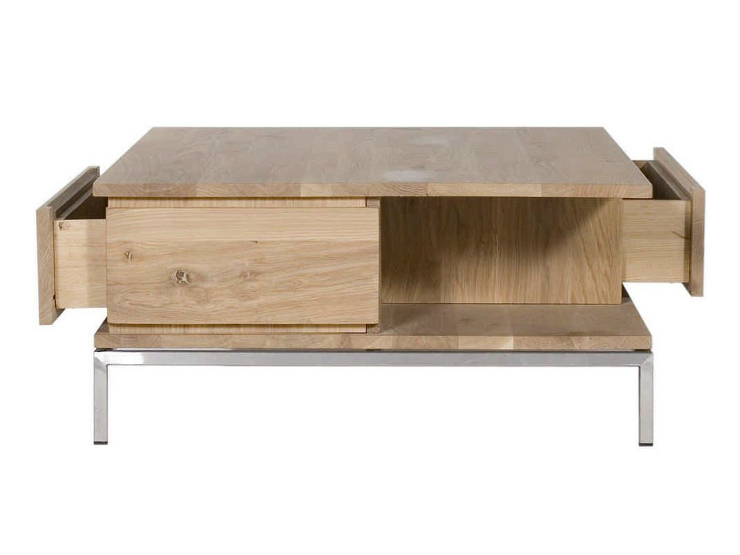 Oak Ligna Coffee Table By Ethnicraft