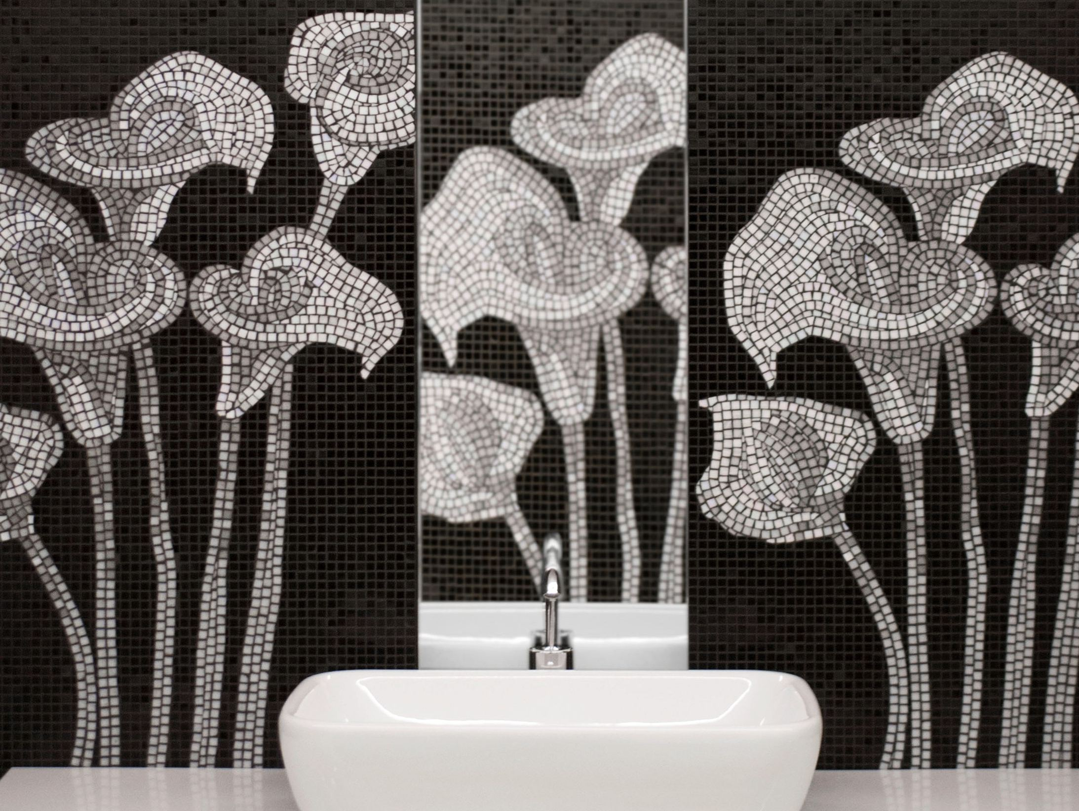Mosaico in vetro artistic mosaic by trend group for Mosaico group