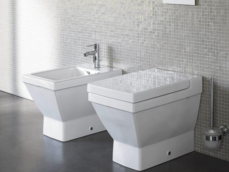 2nd floor toilet by duravit design sieger design. Black Bedroom Furniture Sets. Home Design Ideas