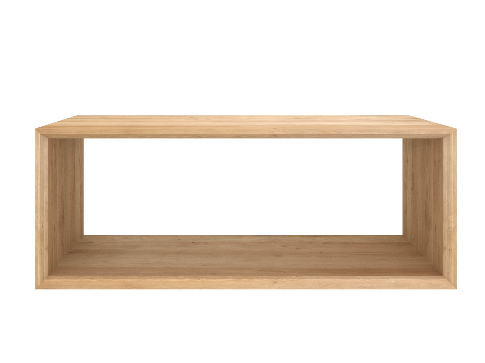 Oak Cube Coffee Table By Ethnicraft