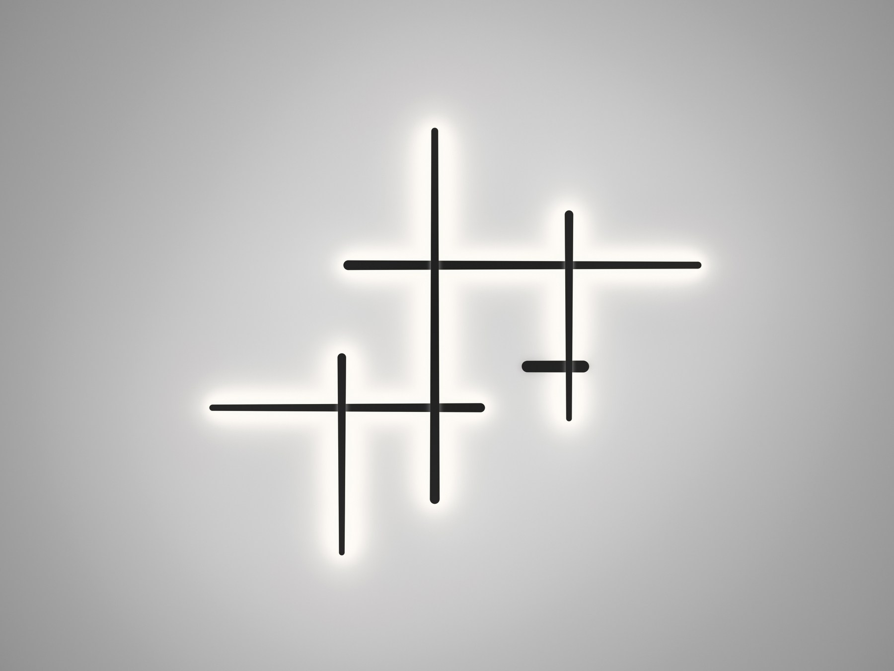 POLYCARBONATE WALL LAMP SPARKS 1700 BY VIBIA DESIGN ARIK