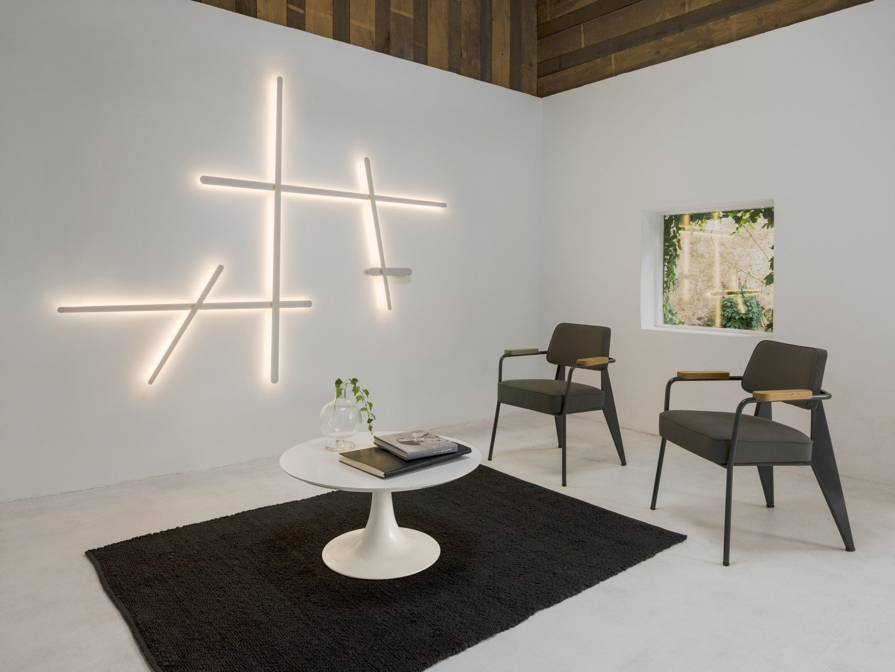 Lampade Industriali Da Parete : Lampada da parete moderna a led colore ...