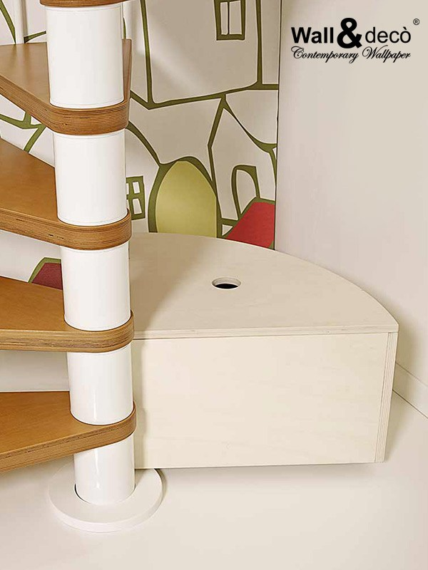 Contenitore sottoscala space y by fontanot spa design valentina downey - Rivenditori casa valentina ...