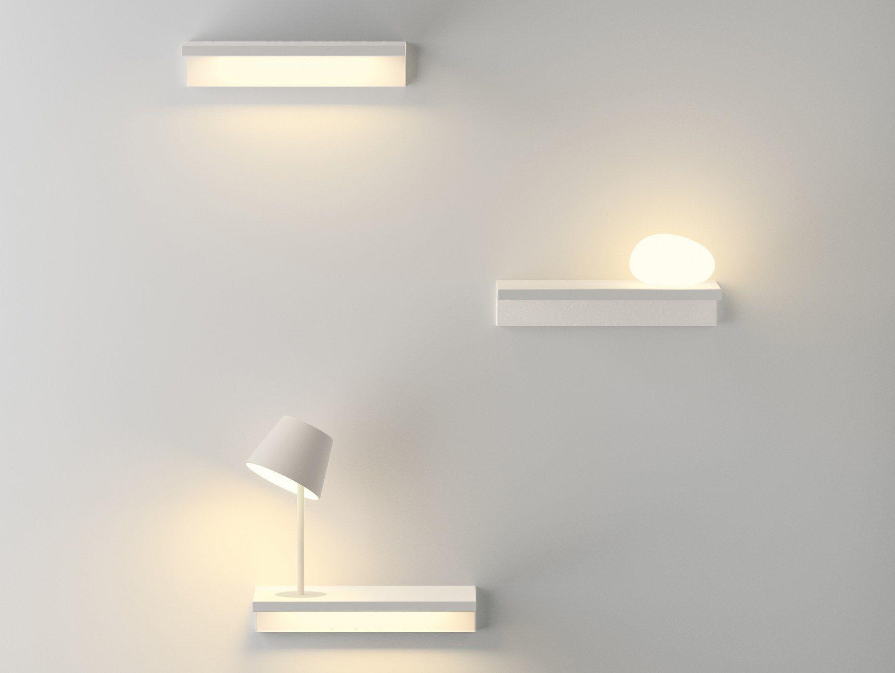LED wall lamp SUITE 6041 by Vibia design Jordi Vilardell & Meritxell Vidal