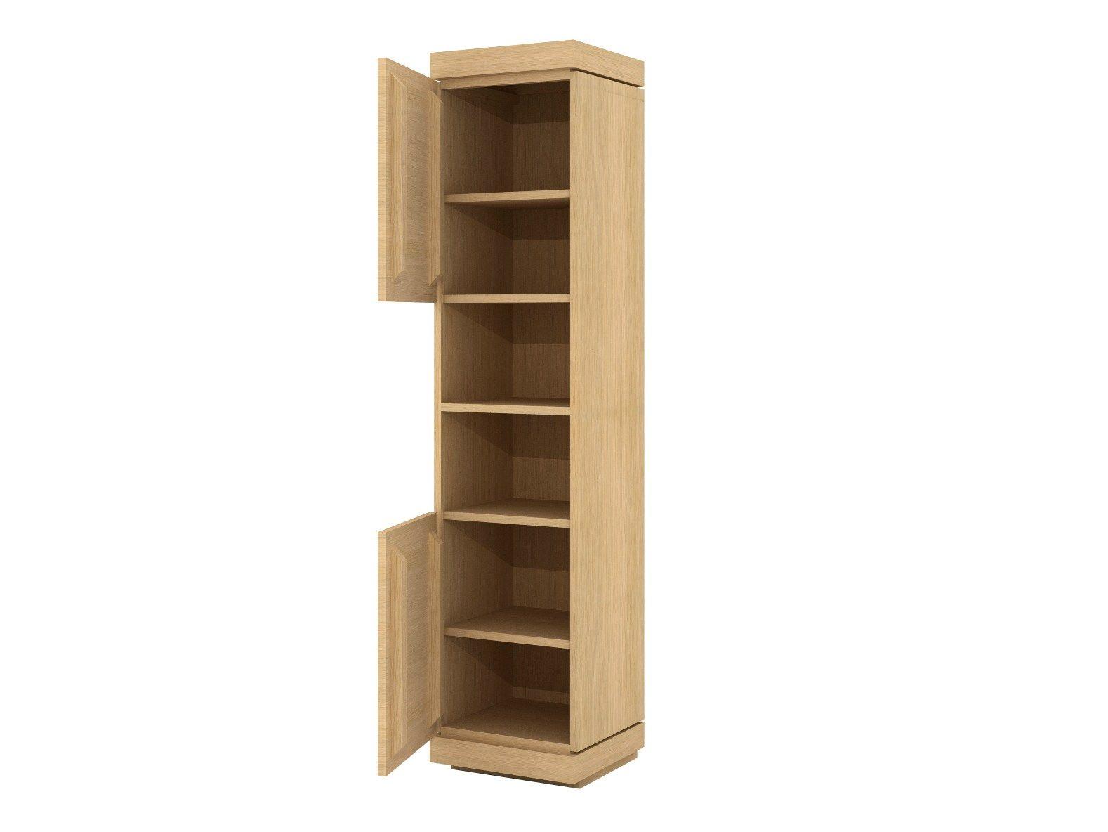 Oak cadence meuble pour salle de bain by ethnicraft for Porte pour meuble salle de bain