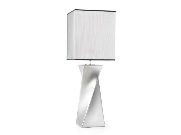 Ceramic Table Lamp TWISS