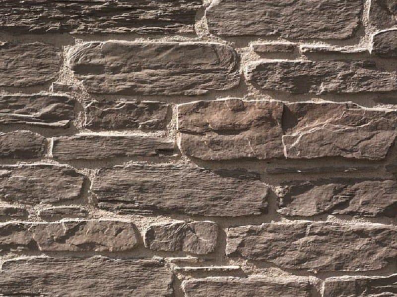 Revestimiento de fachada piedra artificial sierra light - Revestimiento piedra artificial ...