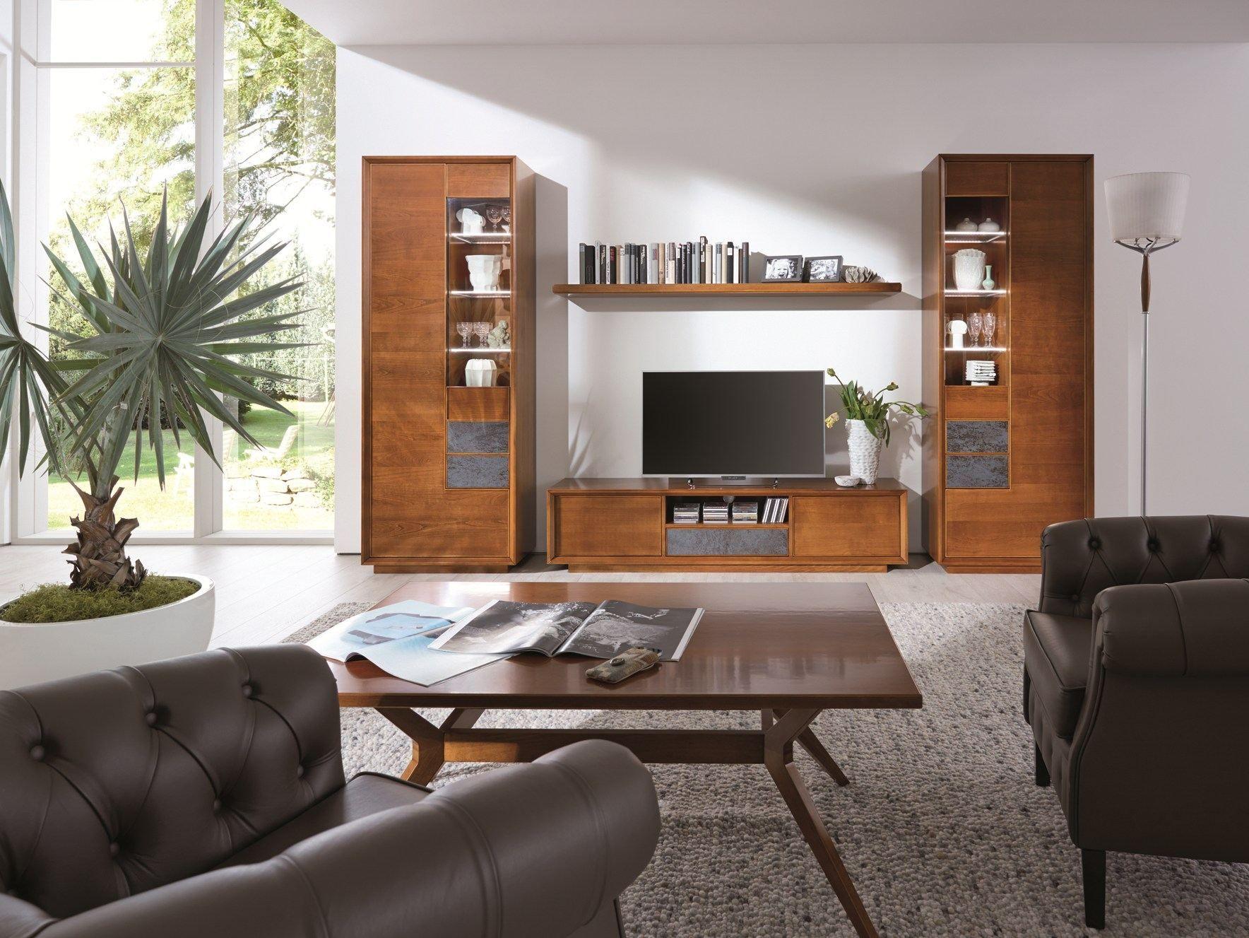 GRACE Couchtisch für Wohnzimmer by SELVA Design Tiziano