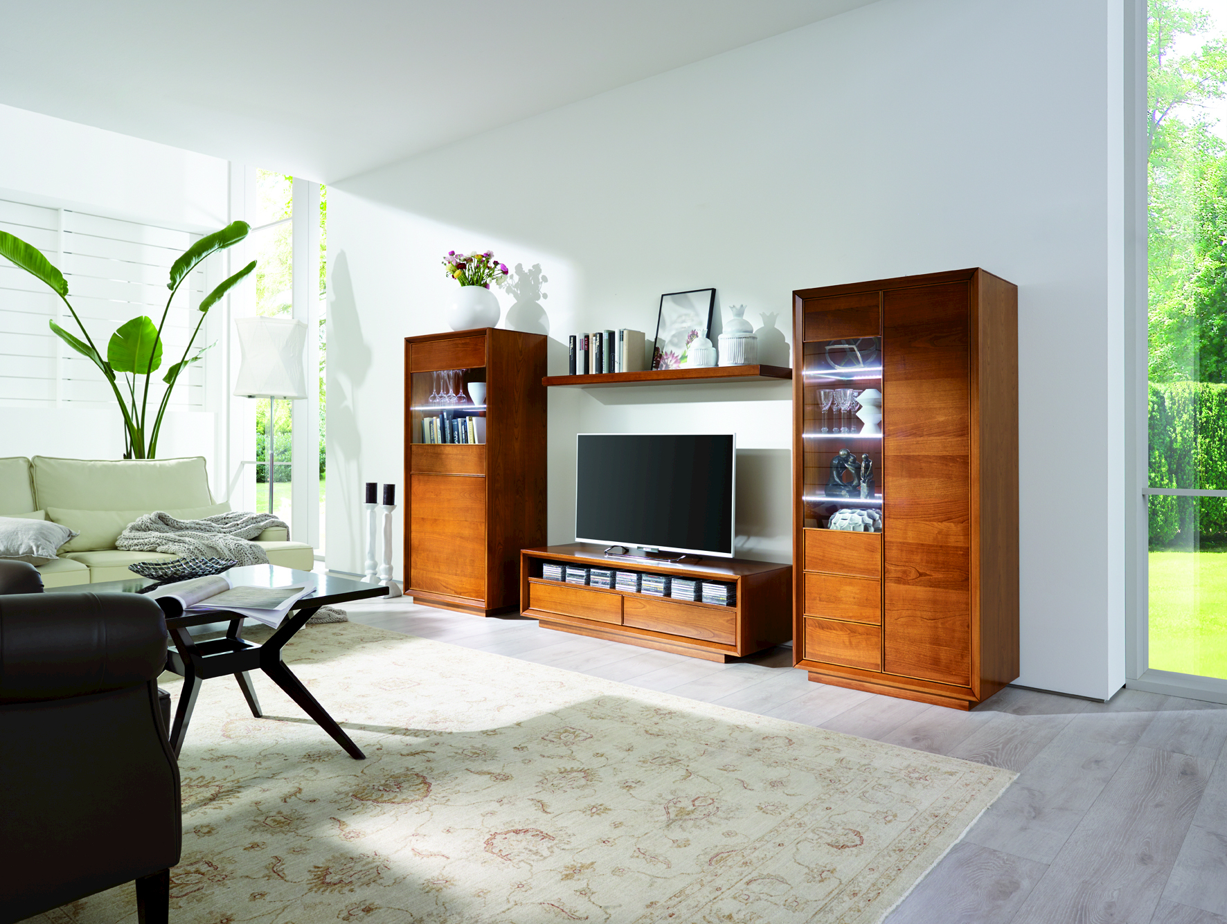 grace tv m bel by selva design tiziano bistaffa. Black Bedroom Furniture Sets. Home Design Ideas