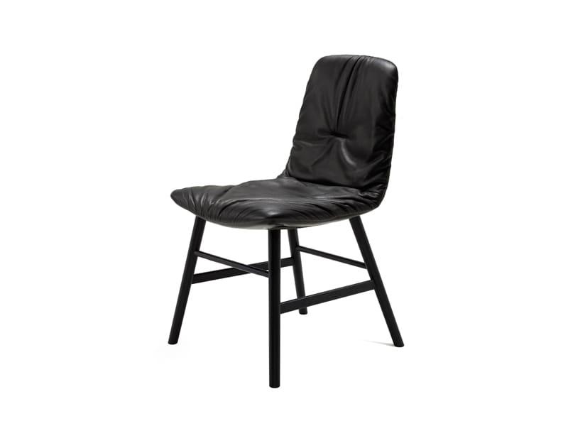 leya stuhl by freifrau design hoffmann kahleyss birgit hoffmann christoph kahleyss. Black Bedroom Furniture Sets. Home Design Ideas