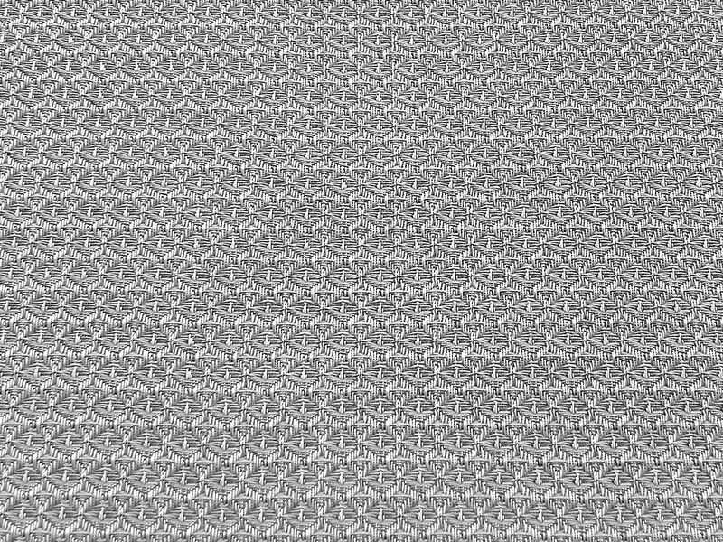 Rete in acciaio inox STRUCTURA 6501 by HAVER & BOECKER OHG