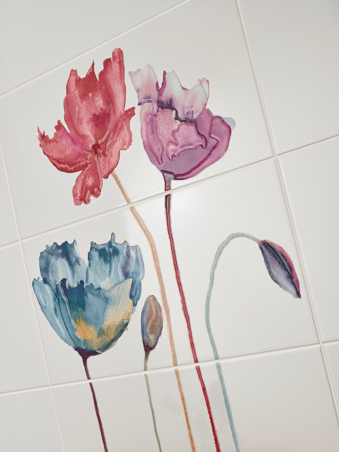 Acqua wall tiles by gres panaria portugal s a divis o love tiles for Ceramic carrelage
