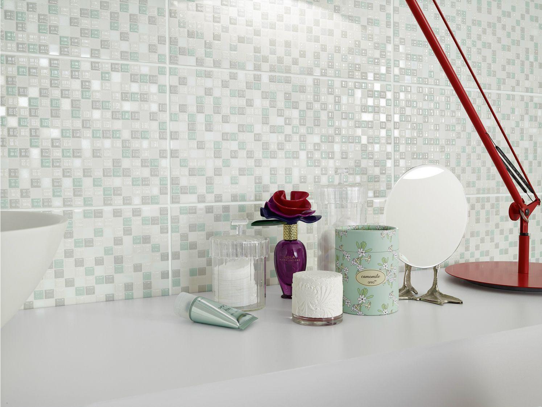 acqua mosaico by gres panaria portugal s a divis o love. Black Bedroom Furniture Sets. Home Design Ideas