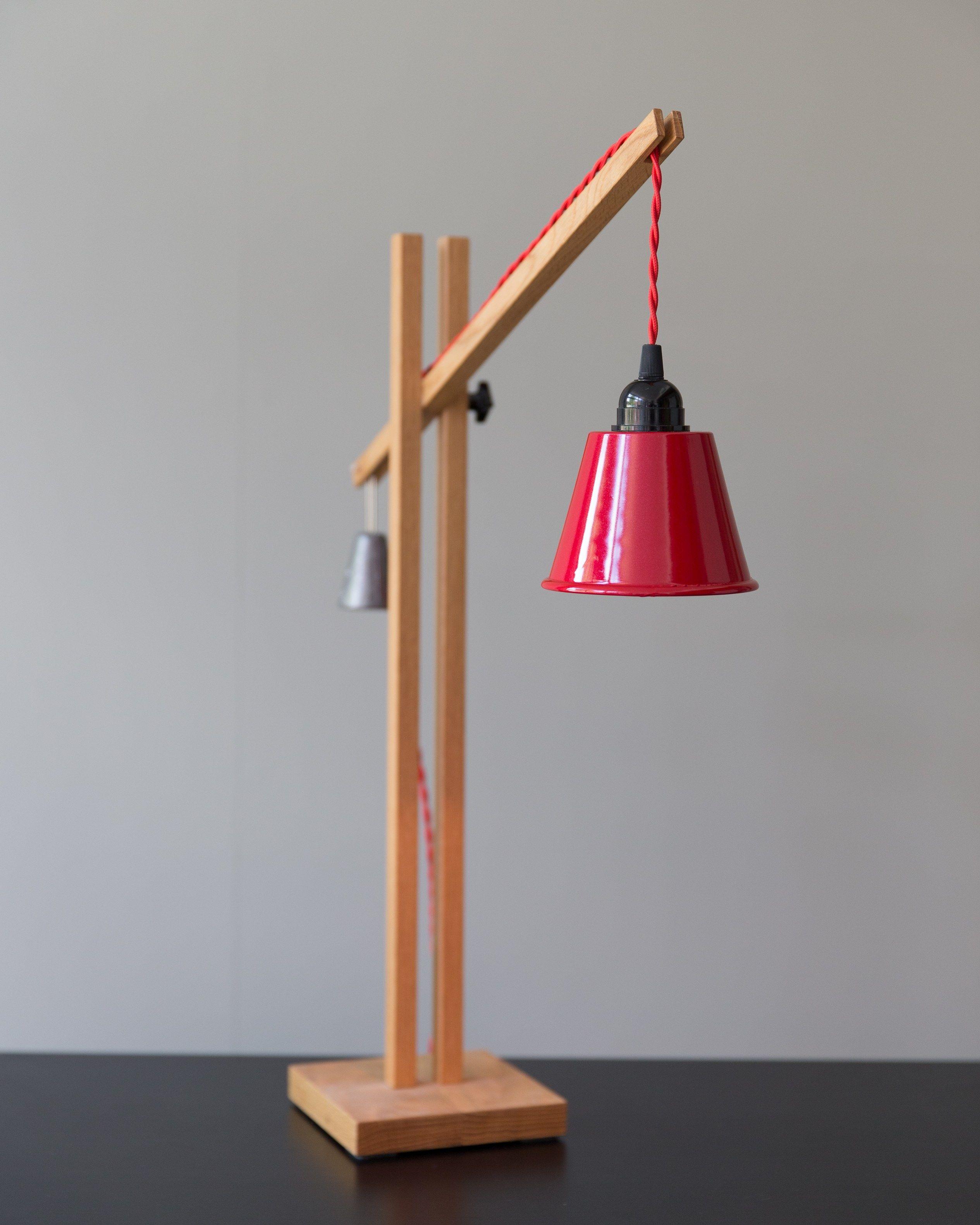 stick lampe de bureau by emko uab design steuart padwick. Black Bedroom Furniture Sets. Home Design Ideas