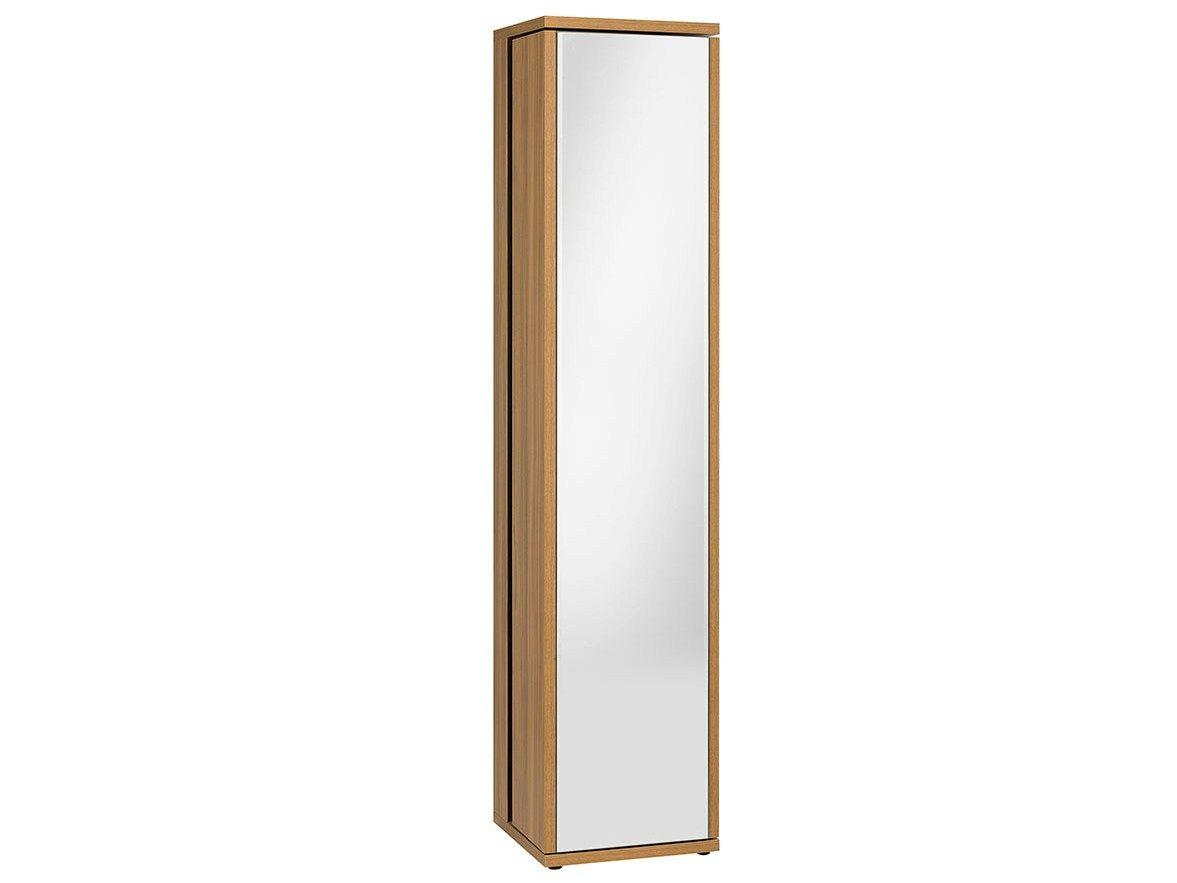 Armário de madeira com 1 porta com espelho TALMONT by GAUTIER FRANCE #91673A 1177x883
