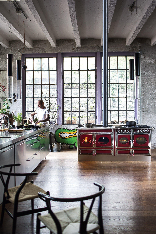 Cucina a libera installazione country 200 lge corradi cucine - Riscaldare casa in modo economico ...