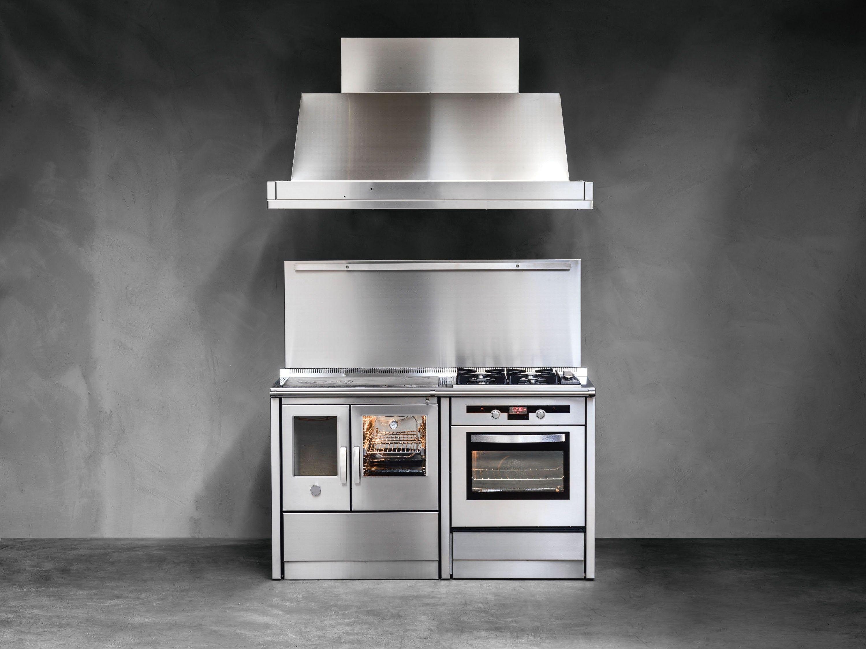 cucina a libera installazione neos 145 lge by corradi cucine