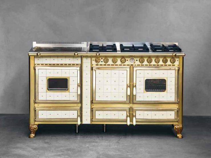 Cucina a libera installazione borgo antico 160 lge - Riscaldare casa in modo economico ...