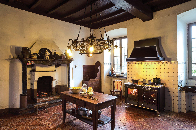 cucina a libera installazione rustica 120 lge by corradi cucine - Tutto Cucina