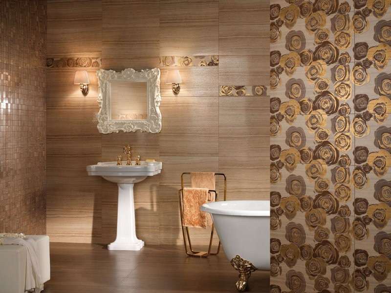 Porcelain stoneware wall tiles flooring eramosa by - Ceramica rondine ...