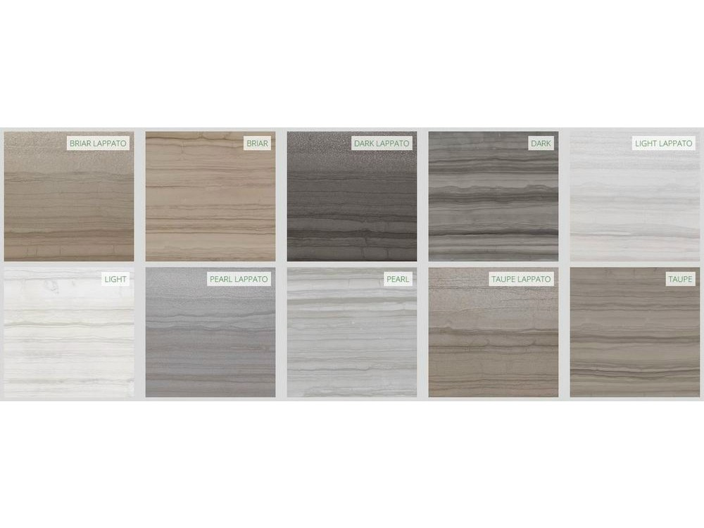 Porcelain stoneware wall tiles flooring georgette by - Ceramica rondine ...