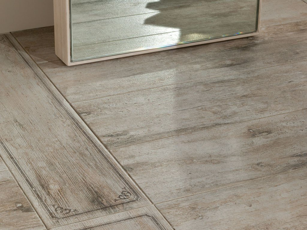 Porcelain stoneware wall tiles flooring metalwood by for Ceramica rondine