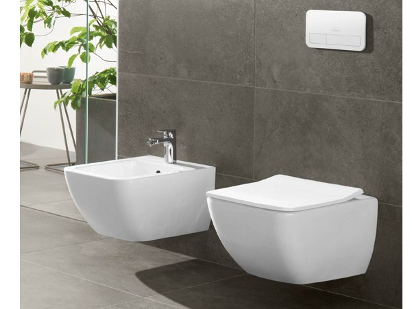 venticello wall hung bidet by villeroy boch. Black Bedroom Furniture Sets. Home Design Ideas