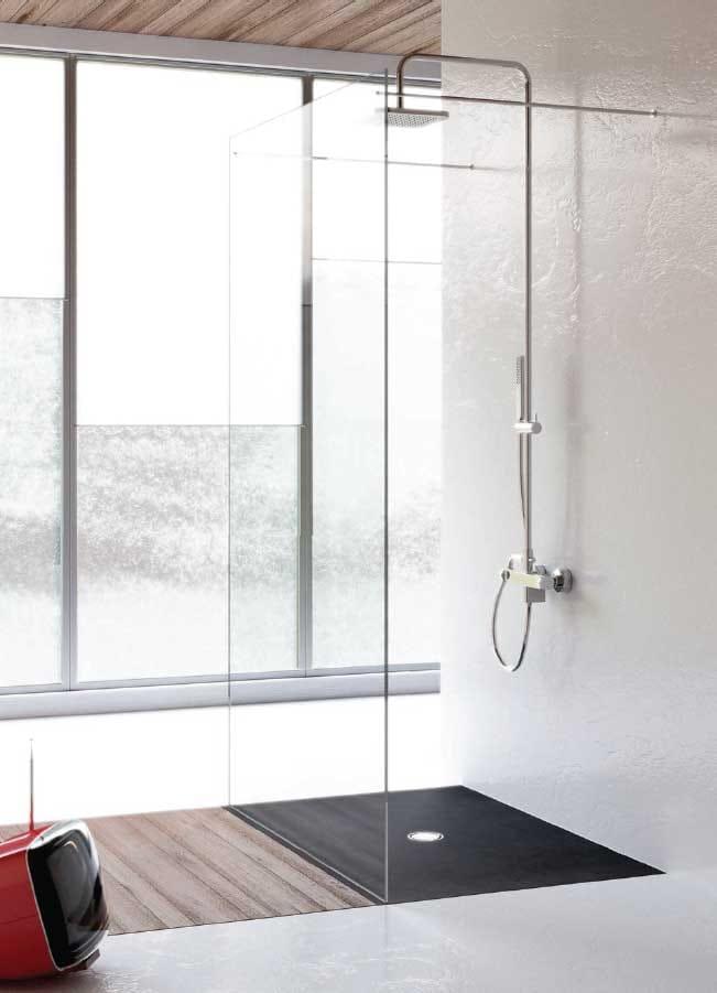 Awesome piatto doccia filo pavimento opinioni piatto - Piatto doccia filo pavimento opinioni ...
