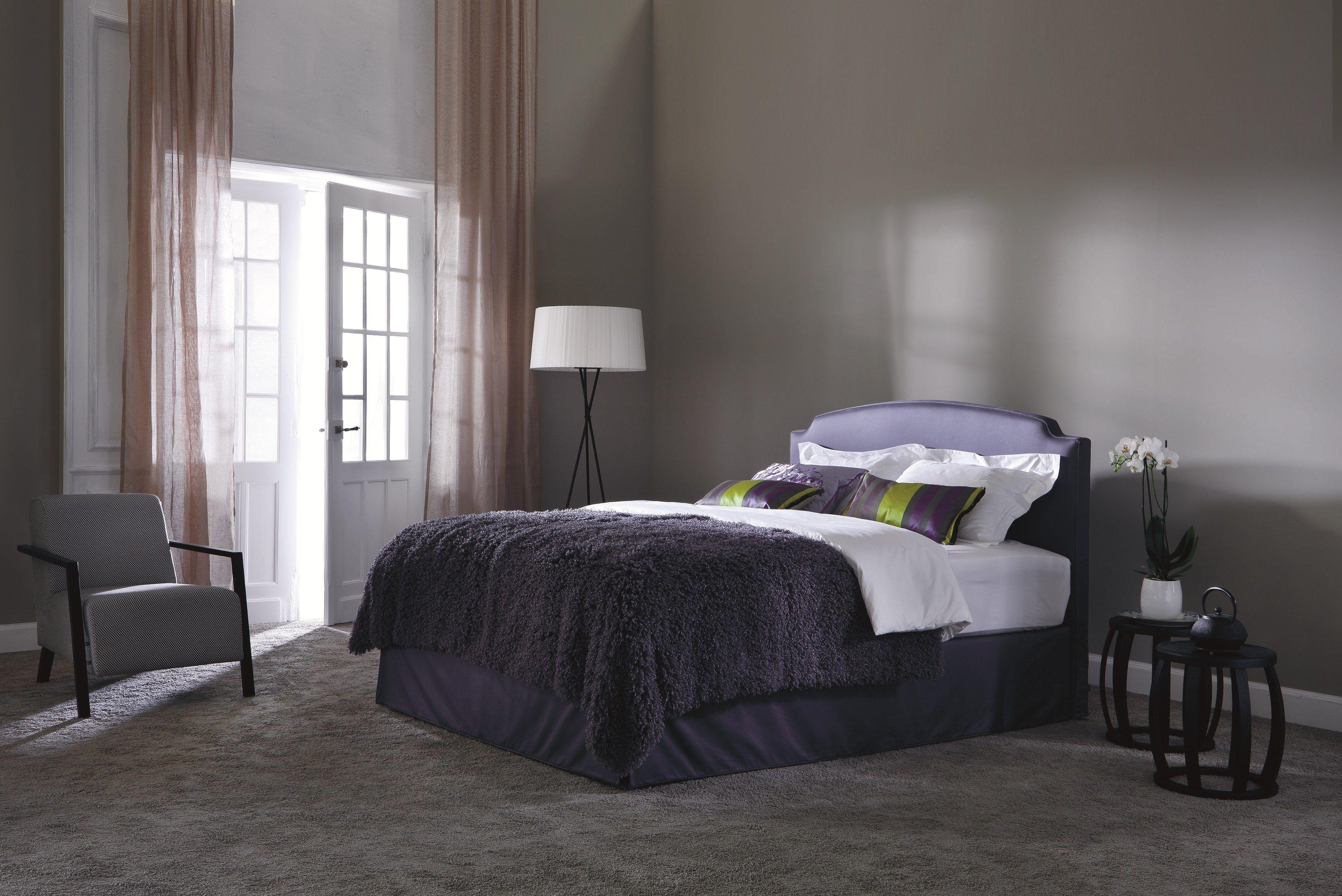 letto matrimoniale sfoderabile con testiera imbottita basis 25 louis xvi by schramm werkst tten. Black Bedroom Furniture Sets. Home Design Ideas