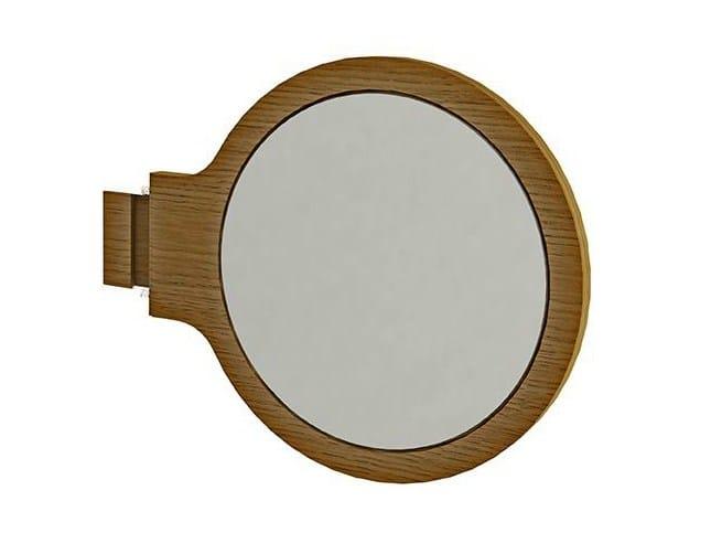MOOD Shaving mirror by NOKEN DESIGN