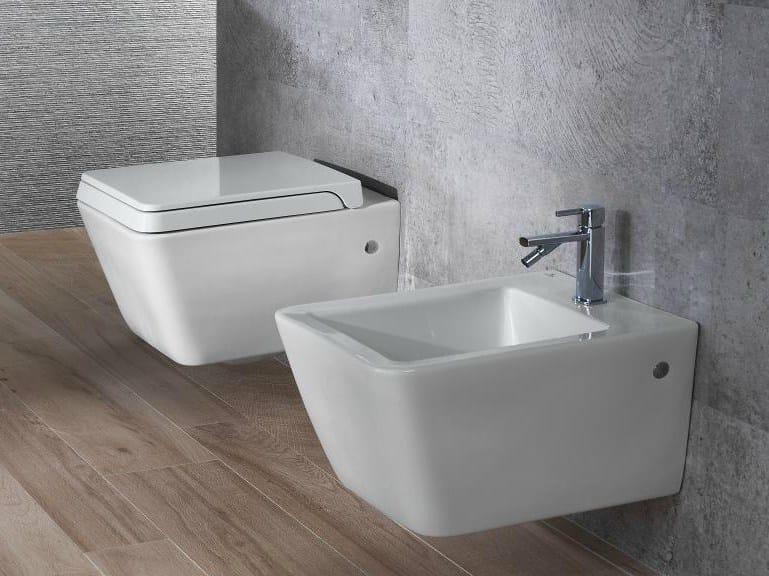 Lounge toilet seat by noken design design simone micheli - Toilet seats design ...