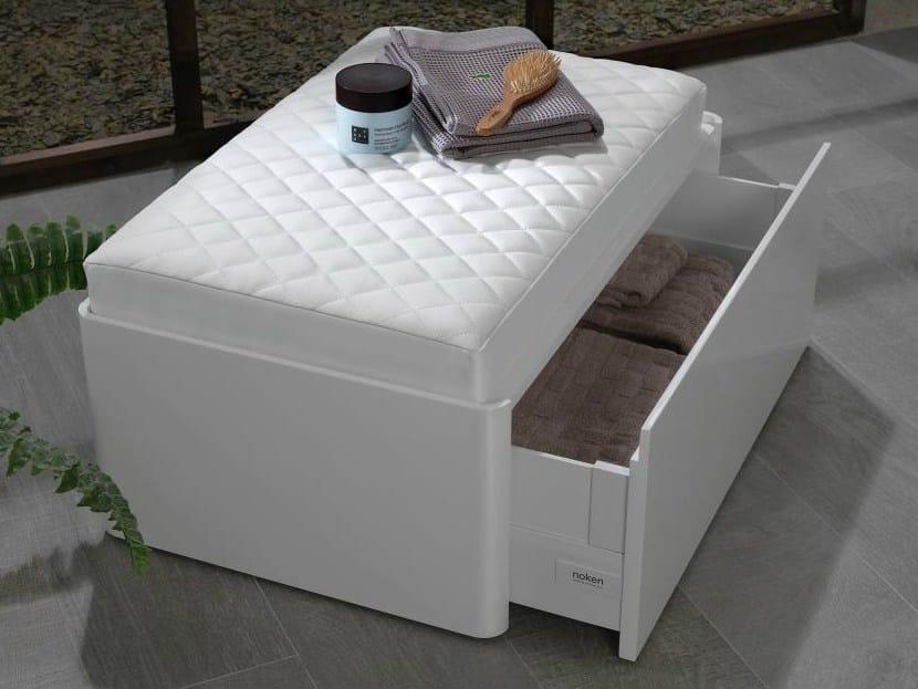 LOUNGE Mobile bagno con cassetti by NOKEN DESIGN design Simone Micheli