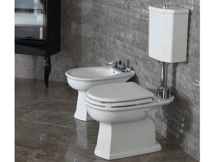 Imagine wc con cassetta esterna by noken design - Wc con cassetta esterna ...