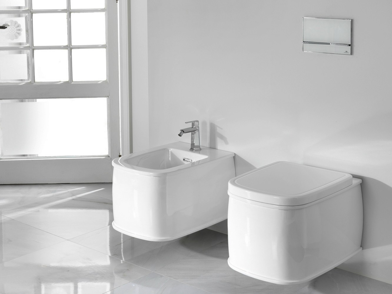 Chelsea bidet by noken design for Architec bidet sospeso