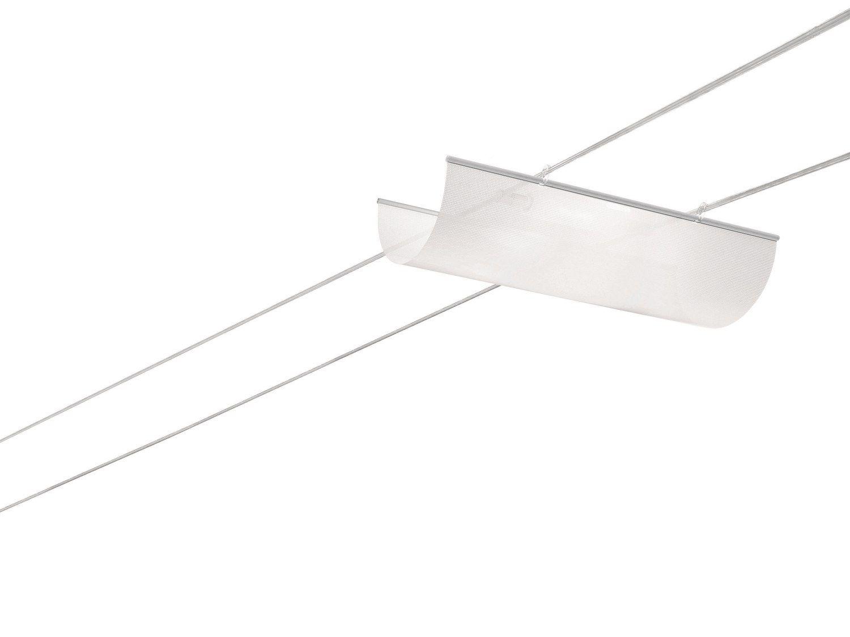 Faretti Su Cavi Acciaio: Cavo faretti bassa tensione illuminazione su cavi led rotonda in. W.