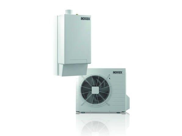 Pompa di calore o caldaia a condensazione share the for Asciugatrici condensazione o pompa di calore