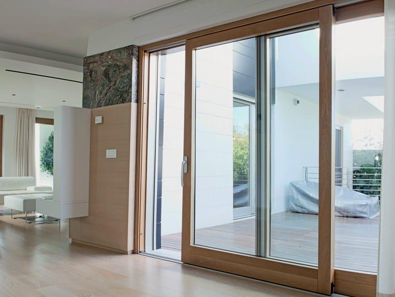 Exter alu design finestra scorrevole by de carlo casa - Finestre de carlo ...