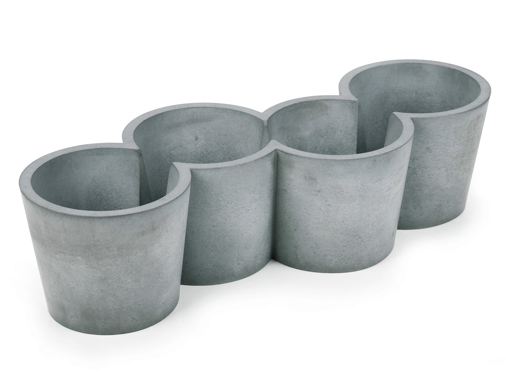 cement plant pot potpot by konstantin slawinski design. Black Bedroom Furniture Sets. Home Design Ideas