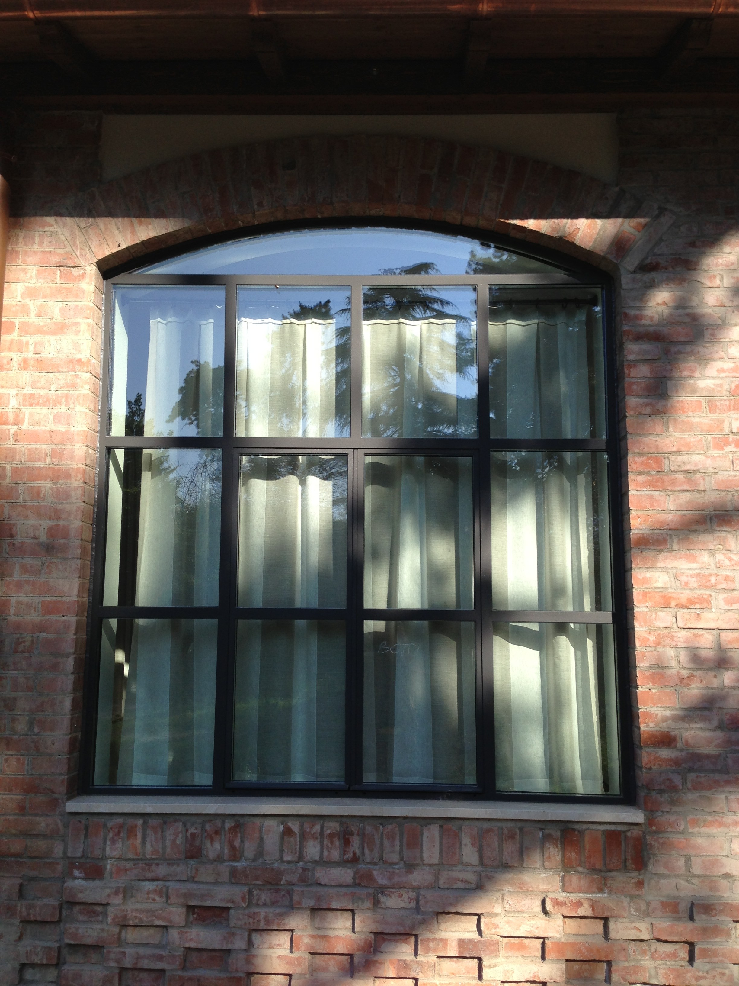 Steel thermal break window janisol arte by jansen for Thermal windows
