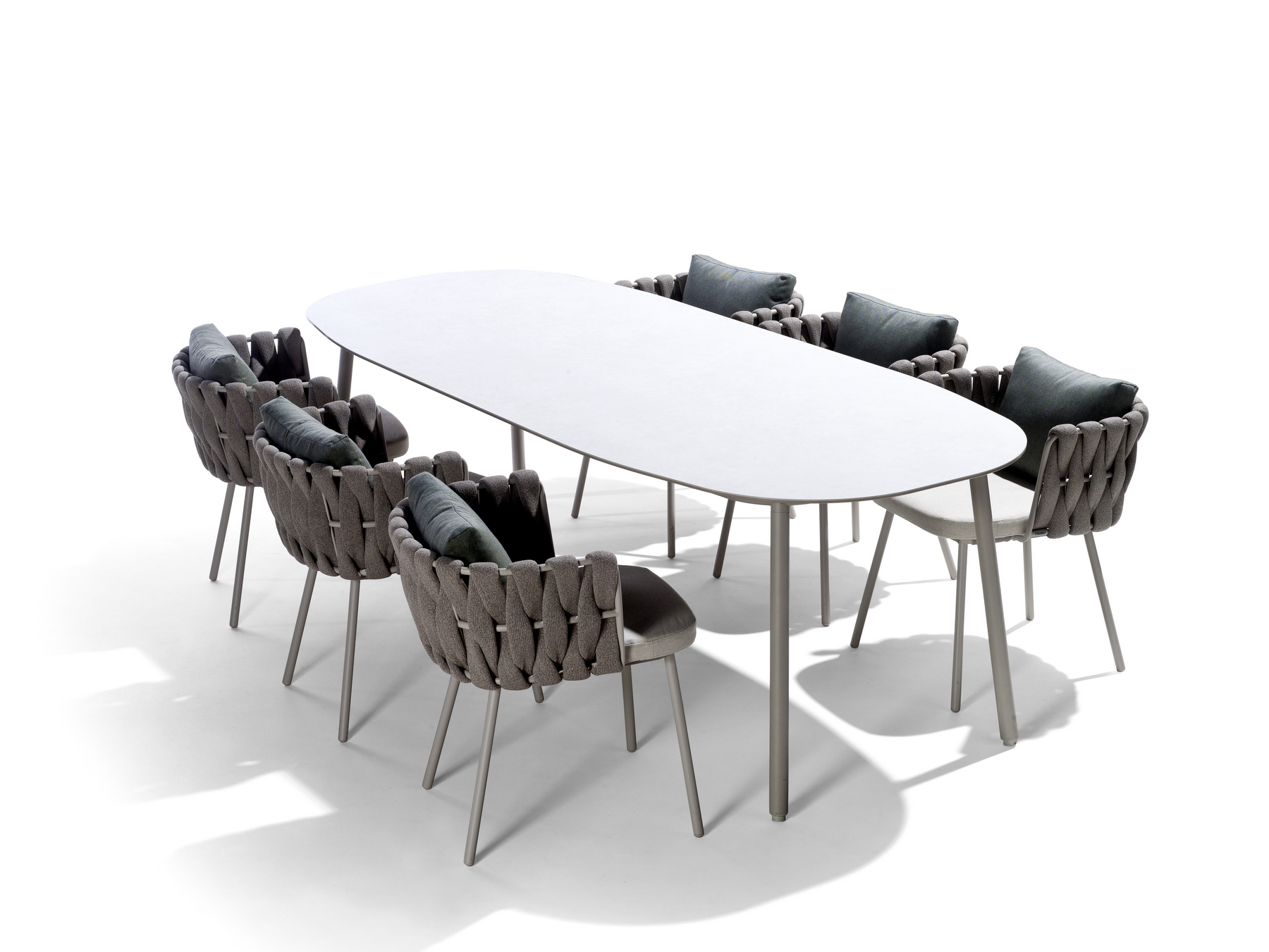 Dining Tables | Archiproducts Outdoor Mobel Set Tribu