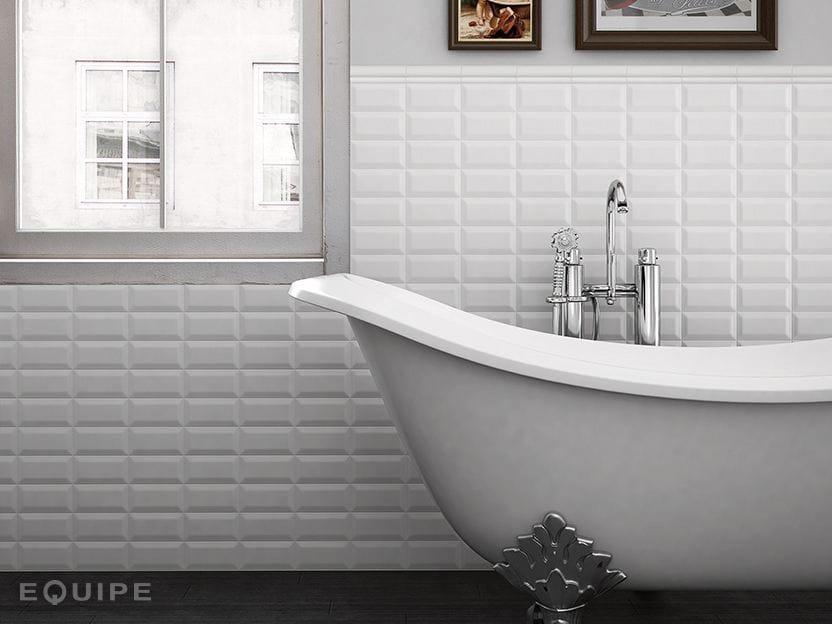 metro rivestimento by equipe ceramicas. Black Bedroom Furniture Sets. Home Design Ideas