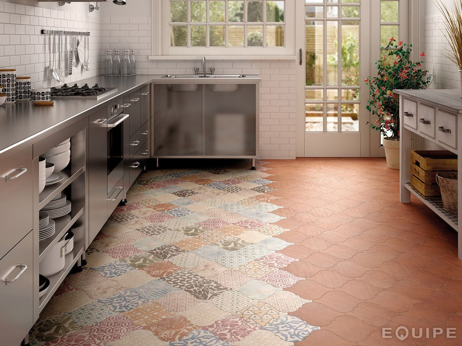 For Kitchen Floor Tiles Curvytile Wall Floor Tiles By Equipe Ceramicas
