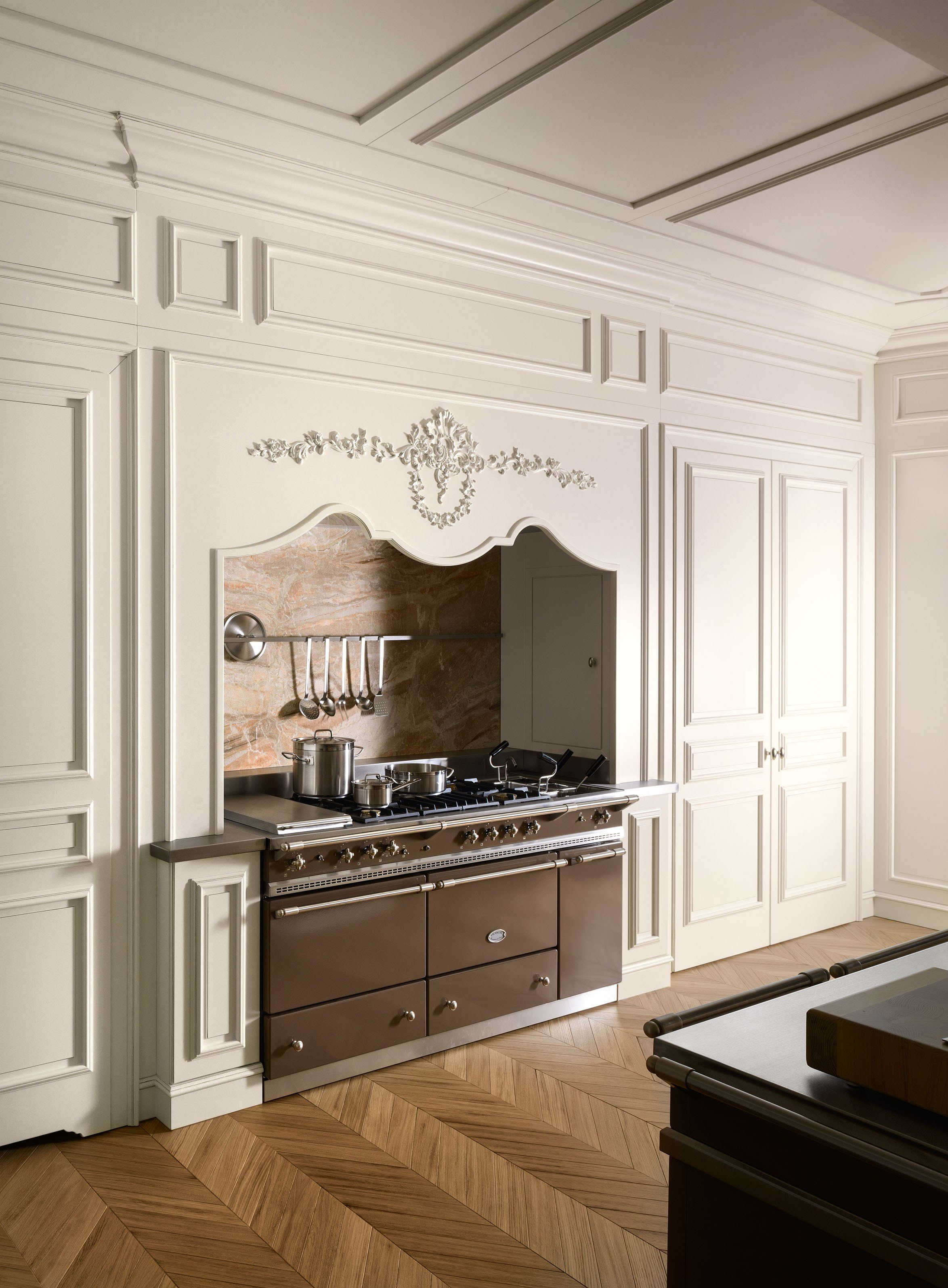 Floral cucina componibile by l 39 ottocento - Cucine leicht prezzi ...