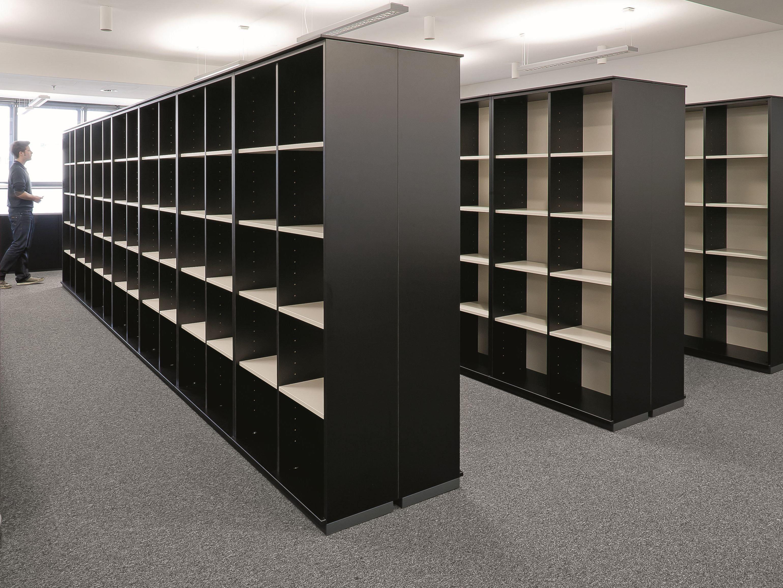 Bibliothèque de bureau modulable K2 Espace de rangement by BENE design Christian Horner
