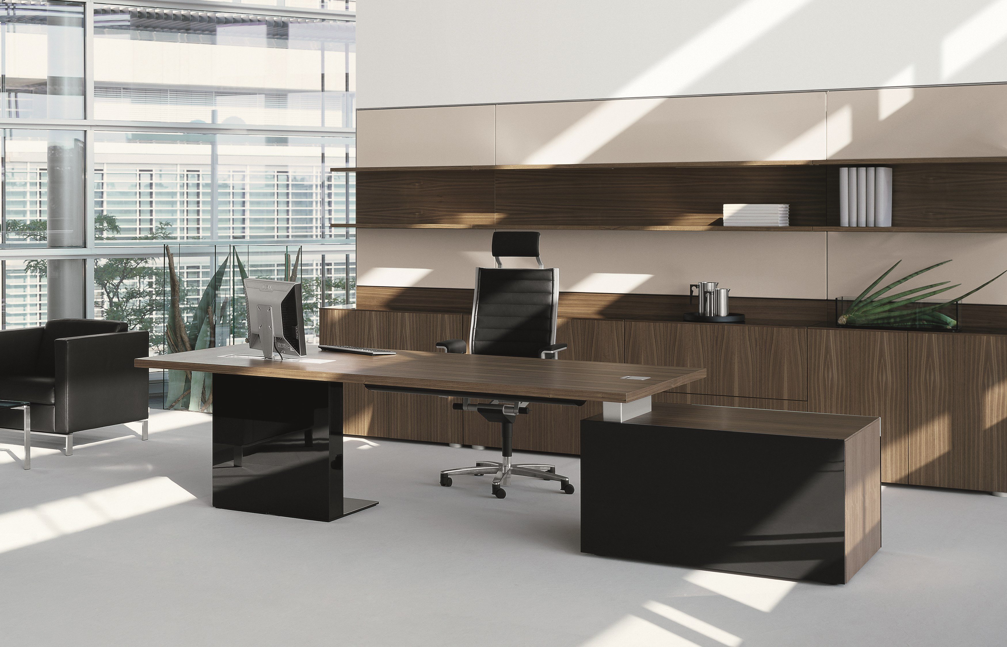 executive desk p2 group executive office by bene design christian