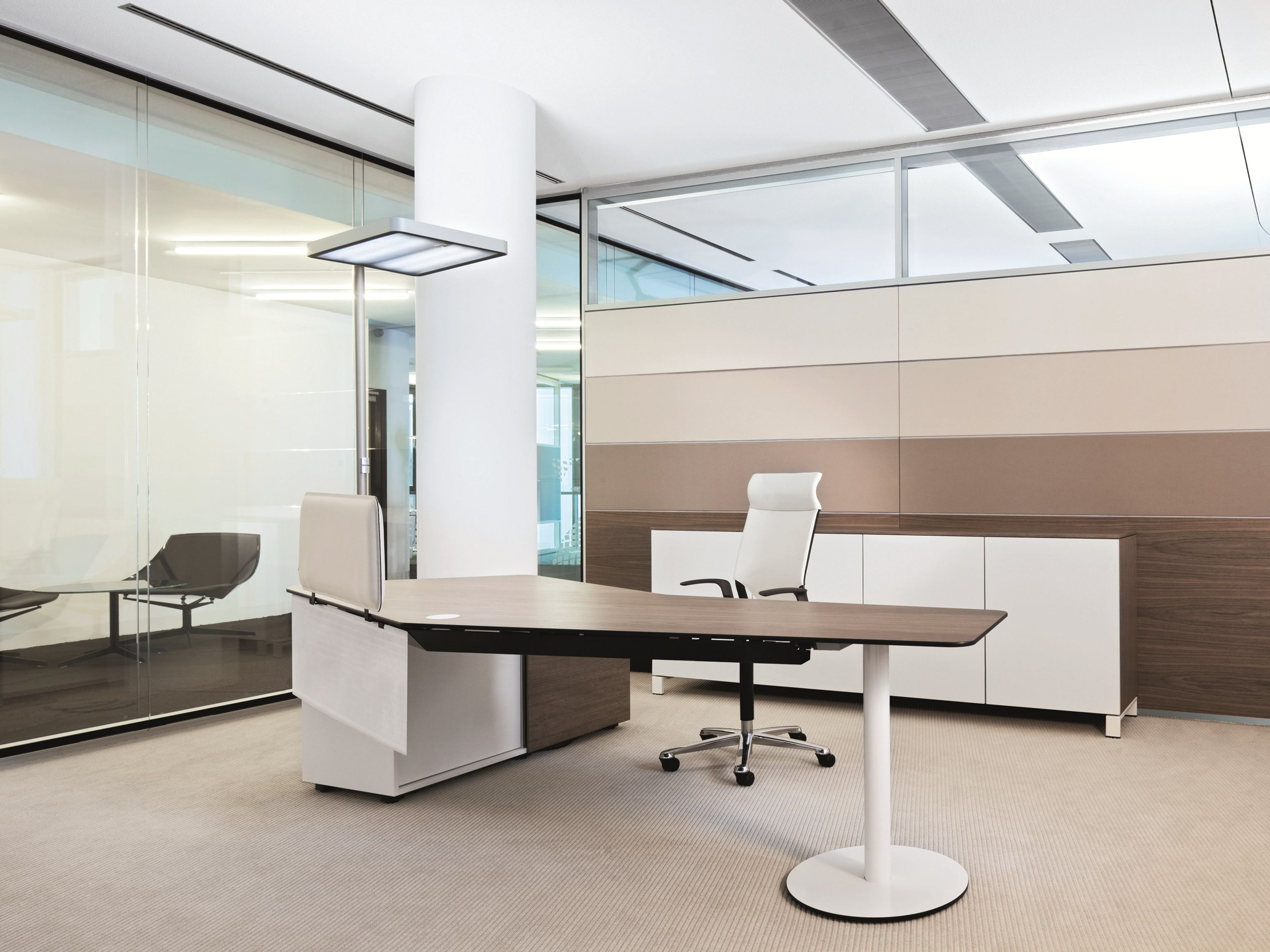 office workstation t front office by bene