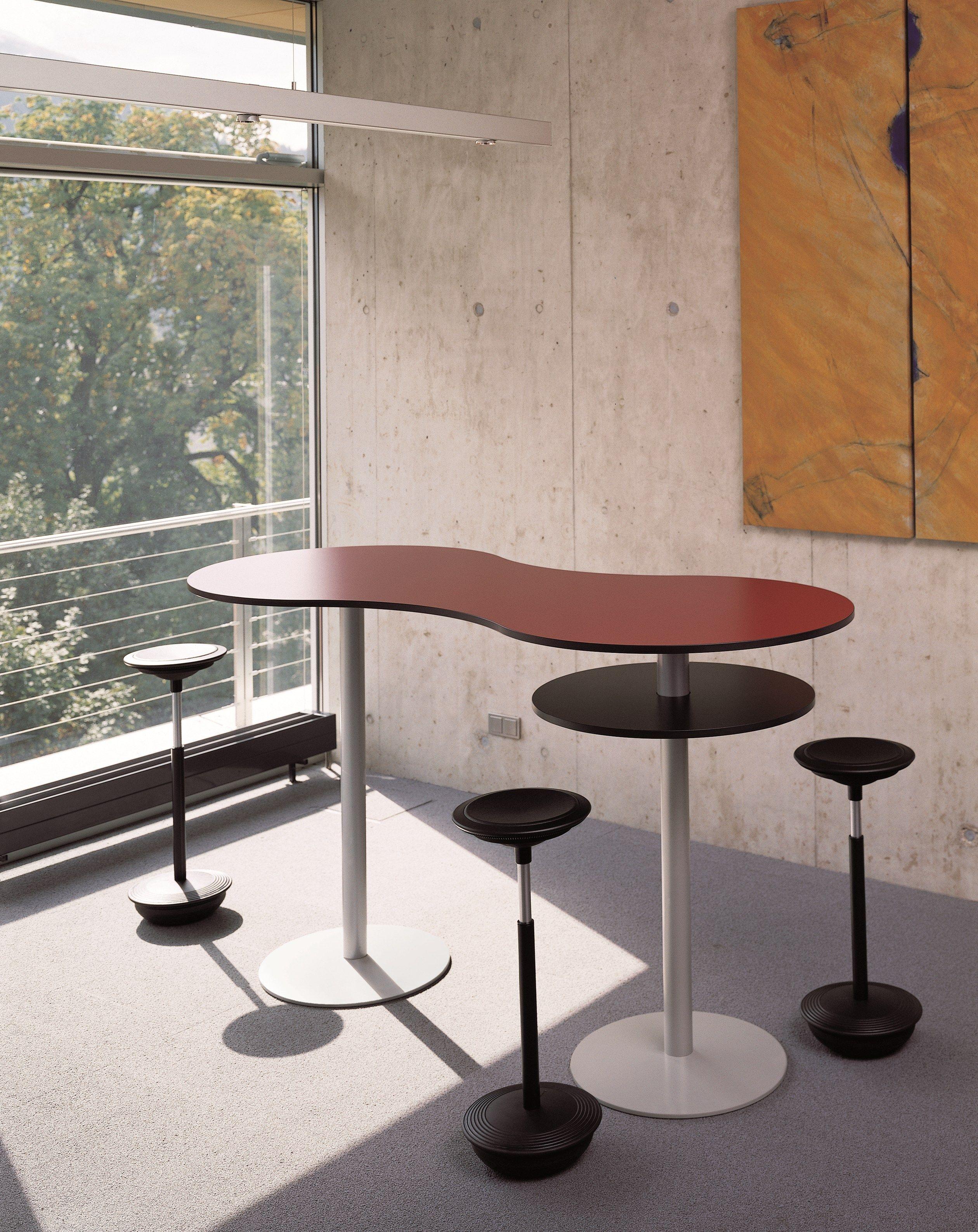 mange debout pour chr table haute t meeting by bene. Black Bedroom Furniture Sets. Home Design Ideas