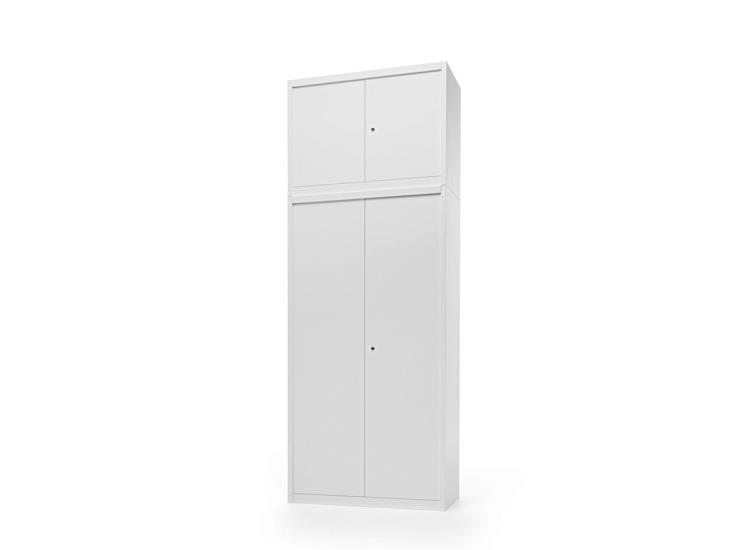 Mobile ufficio alto con serratura mobile ufficio in metallo collezione classic by fantin - Mobile con serratura ...