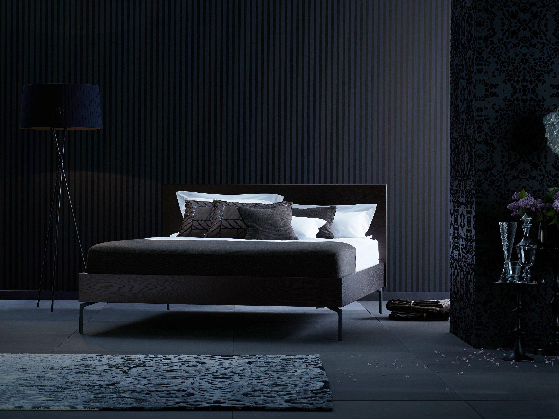 letto matrimoniale in legno gala 18 s anna by schramm werkst tten. Black Bedroom Furniture Sets. Home Design Ideas